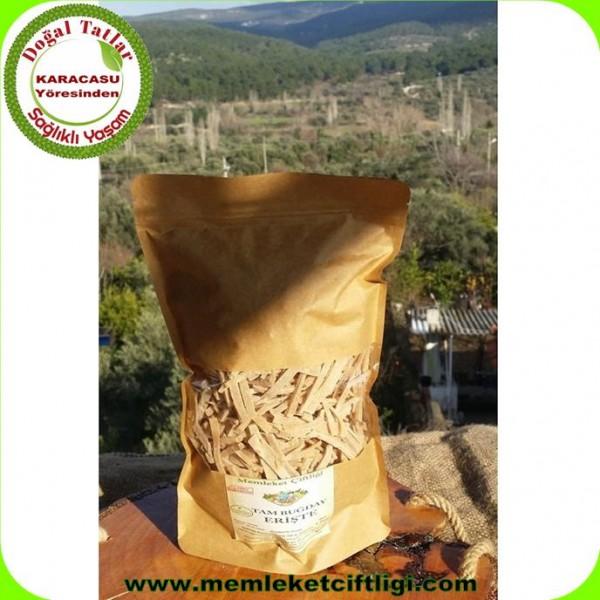 Doğal Tam Buğday Erişte 400 gr