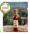Doğal Üzüm Pekmezi Cam Şİşe (Odun Ateşinde Ev Yapımı )