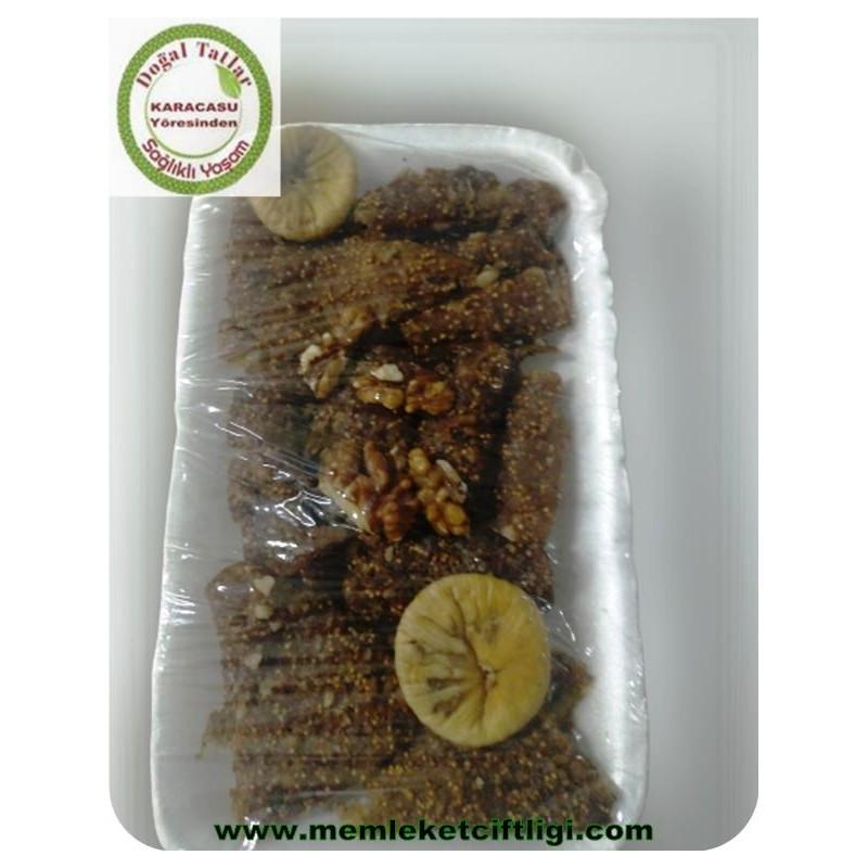 Doğal Yaş İncir Pestili (Cevizli ) 300 gr