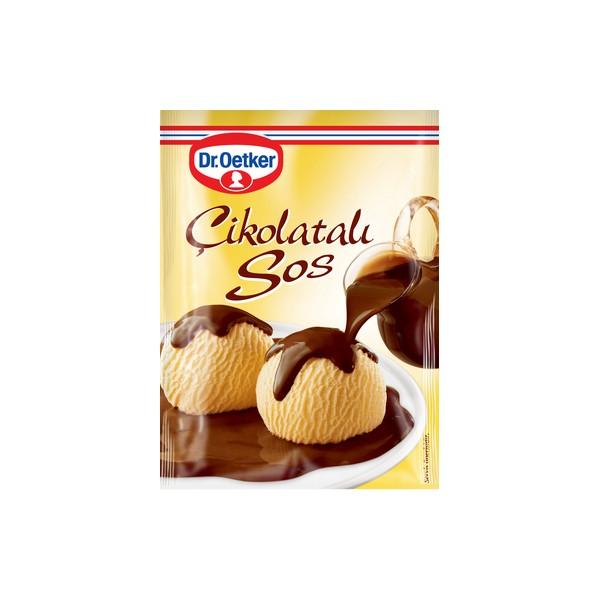 Dr Oetker Çikolatalı Sos 128 gr