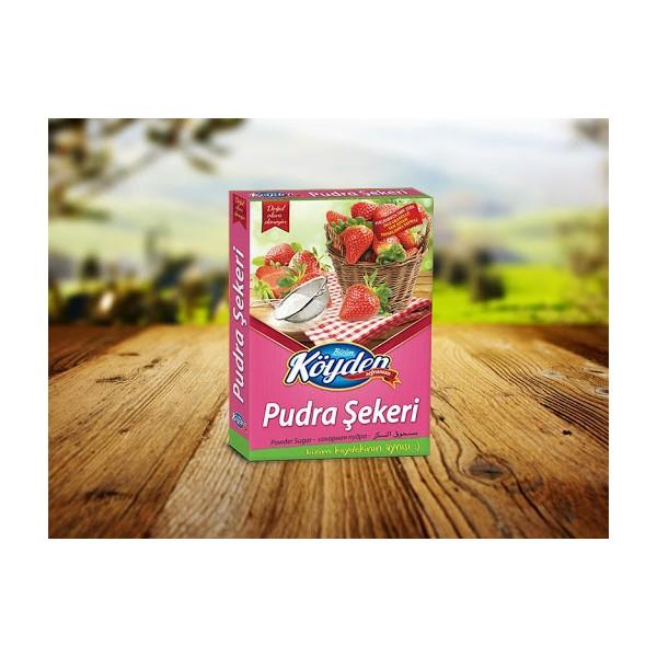 Köyden Pudra Şekeri 125 gr