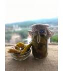 Biber Turşusu (Elma Sirkesi İle Kurulmuş Köy Biberi ) 1000 Gr