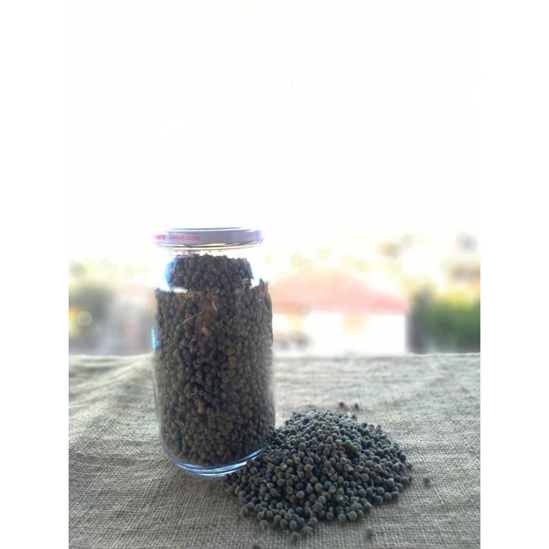 Doğal Yerli Bamya Tohumu 600 gr (İlaç ve Kimyasal Yoktur )