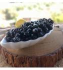 Doğal Siyah Sele Zeytini 1,5 Kg (Az Tuzlu)