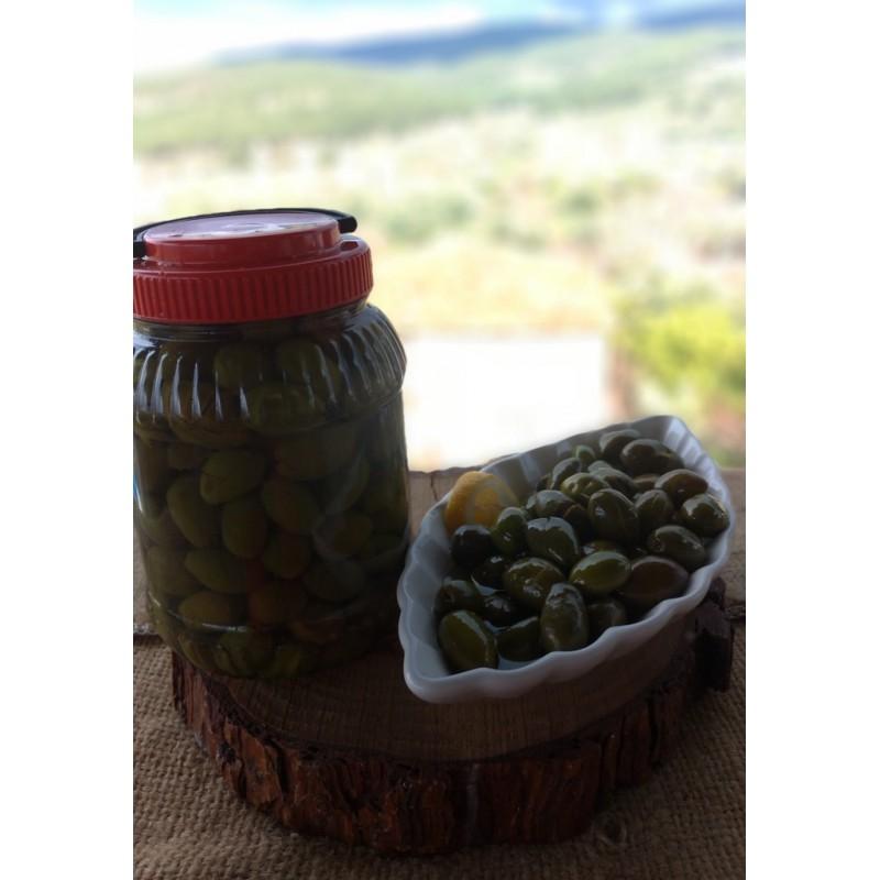 Natural Fermente Çekiçge Zeytin 2 kg
