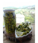 Naturel Manzelina Kırma Zeytin 1,5  Kg