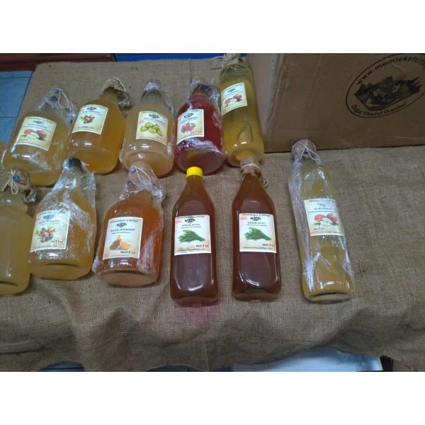 Doğal Fermente Sirke  Sepeti 1 Lt  (Bayi Paketi) 11 Şİşe