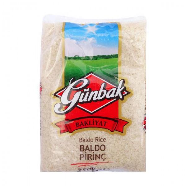 Günbak Baldo Pirinç 1 Kg