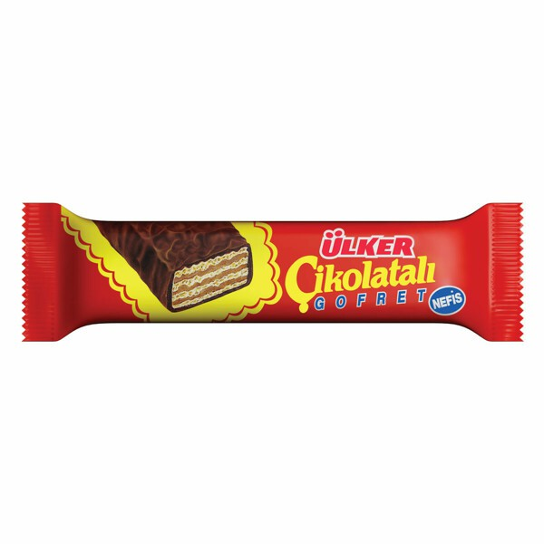 Ülker çikolatalı gofret