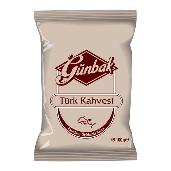Günbak türk kahvesi
