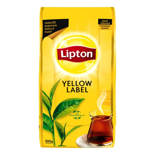 Lipton Yellew Label 500 gr